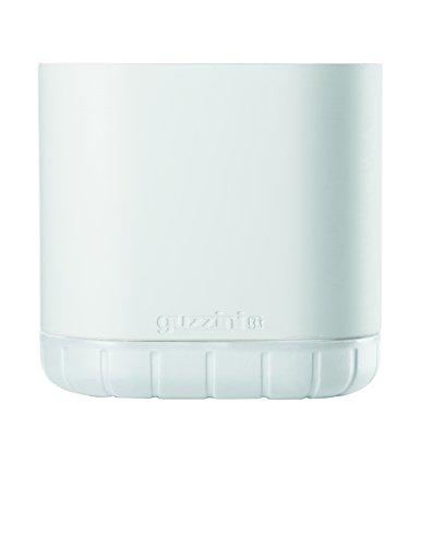 Guzzini Scolaposate Fill&Drain Kitchen Active Design, Bianco, 13 x 13 x h12.4 cm