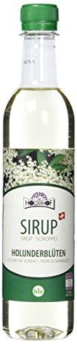 Holderhof Sirup Holunderblüten, 6er Pack (6 x 500 ml)