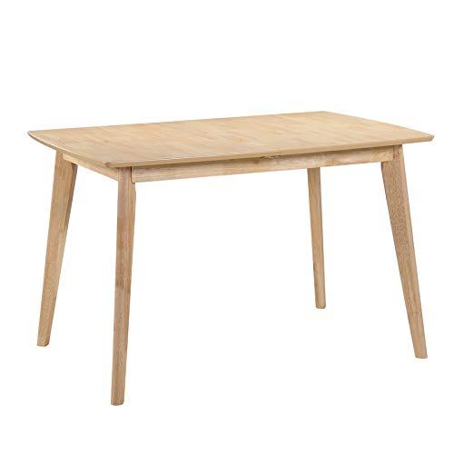 Ventamueblesonline Mesa Extensible Tween Wood