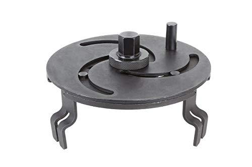 Beta 1482/2 - Llave ajustable autoajustable para tuercas flotantes y Poma depósito, llave de tres patas adaptables para virolas de 89 a 170 mm