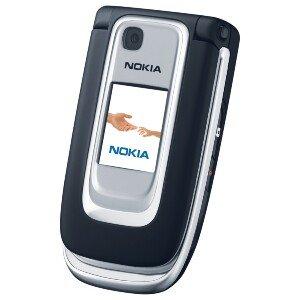 Nokia 6131 NFC Handy schwarz