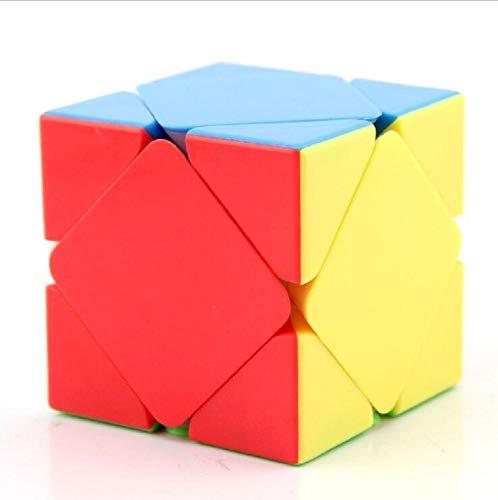 Gobus MoYu MoFangJiaoShi Cubing Classroom Skewb Velocidad Cubo Cubo mágico Teaser Twist Puzzle Puzzle Stickerless
