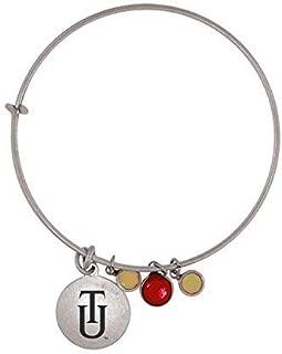 LXG, Inc. Tuskegee University-Frankie Tyler Charmed Bracelet