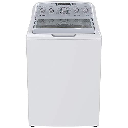 mabe Lavadora Automática 19 kg Blanca