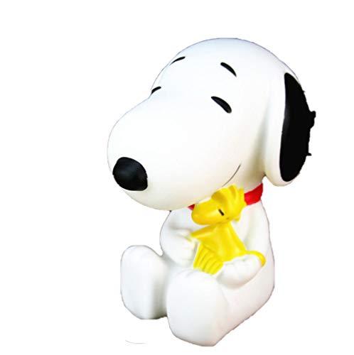 TWGDH Snoopy Sparschwein Cartoon Kinder Sparschwein Handwerk Ornamente