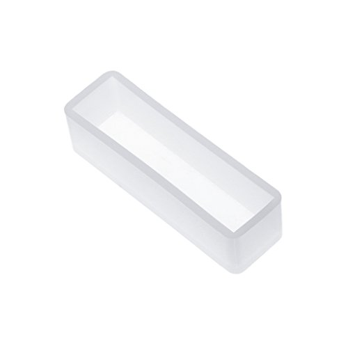 Noband JSFGFSDH Silicone Mold DIY Square Rectangle Exopy Resin Mirror Crafts Jewelry Decoration