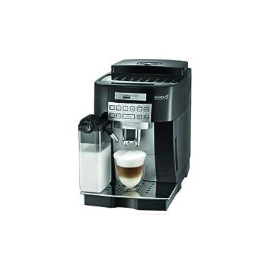 DeLonghi Kaffeevollautomat ECAM 22.360.S Schwarz