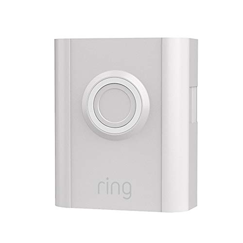 Ring Video Doorbell 3 and Ring Video Doorbell 3 Plus Faceplate - Pearl White