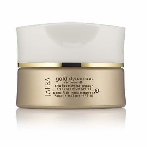 Jafra Gold Boosting Creme SPF 15 50 ml