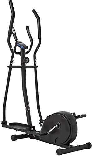Máquinas de step Bicicletas de ejercicio de la vuelta de bicicleta de ejercicios Inicio Bicicleta elíptica Trainer Elipse 8 magnético de nivel Sensores de entrenamiento de la mano de impulsos Resisten