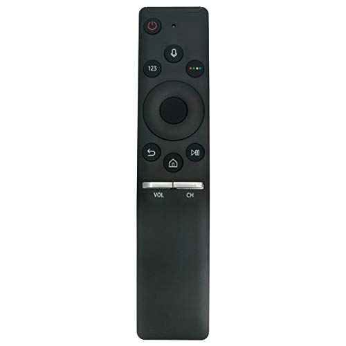 Voice Replacement Remote with Mic for Samsung Smart TV UN65MU700D UN65MU650D UN55MU800D UN43MU630D UN55MU700D UN50MU630D UN55MU630D UN55MU650D UN65MU800D UN65MU850D UN75MU630D QN82Q60R