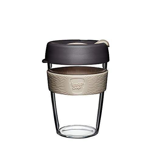KeepCup Original Clear Edition Batch 340ml Reusable Cup, Multicolour, 9343243000859