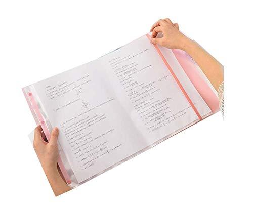 Cartella di file espandibile in carta A4 Document Organizer per scuola/ufficio, A1