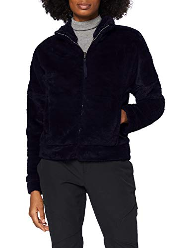 Columbia Bundle Up Full Zip Fleece Forro Polar con Cremallera, Mujer, Rojo (Mineral Pink, Malbec), XL
