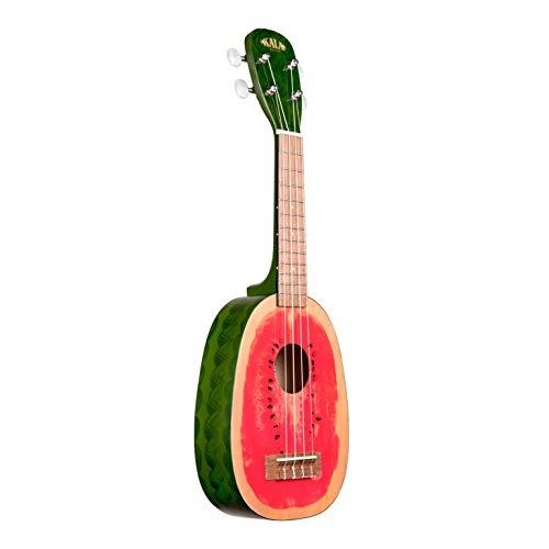 Kala KA-WTML Watermelon-Style Soprano Ukulele
