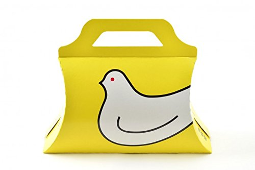 鎌倉 豊島屋 鳩サブレー 手提げ袋(5枚入) ギフト 土産 お菓子
