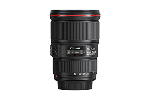 Canon 16-35 mm/F 4,0 EF L is USM -