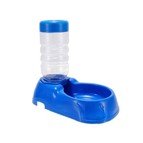 Alimentador del agua del dispensador del agua del animal doméstico automático de la comida del perrito del perro casero dispensador alimentador automático de gato, 500ml