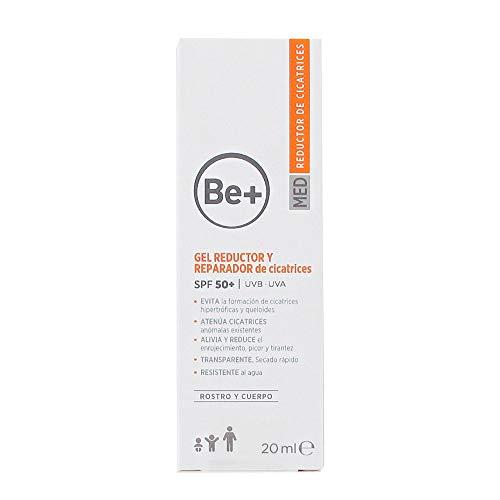 Be+ Gel Reductor y Reparador de Cicatrices, 20ml