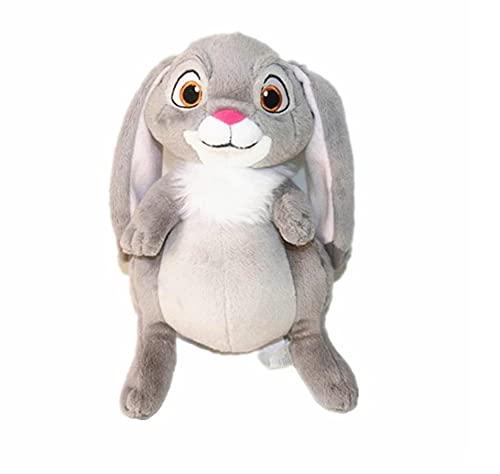 WPQL Juguetes de Peluche de Conejo de la pequeña Princesa Sophia, Juguetes Blandos de Dibujos Animados, muñecos de Peluche de Animales, para niños, Regalos de cumpleaños y Navidad, 25 cm