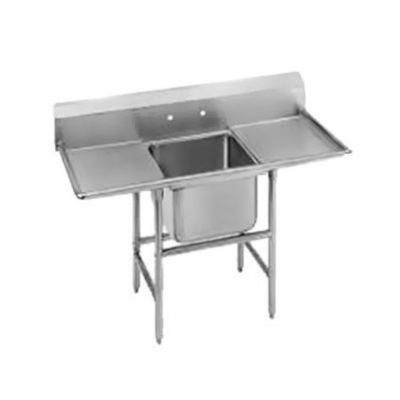 Best Prices! Super Saver Regaline 1 Compartment Sink with 2 Drainboard