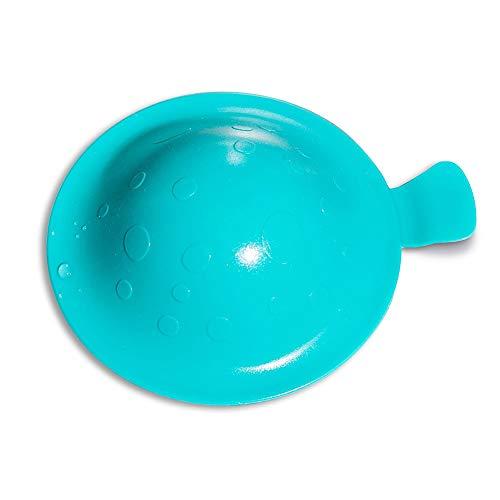 Fuyamp zhongqingshiKelly Poe Badewannenstöpsel und Haarsieb – Abfluss Stöpsel und Abflusssieb für Dusche, Badewanne Adsorptions bodenablauf(Green)