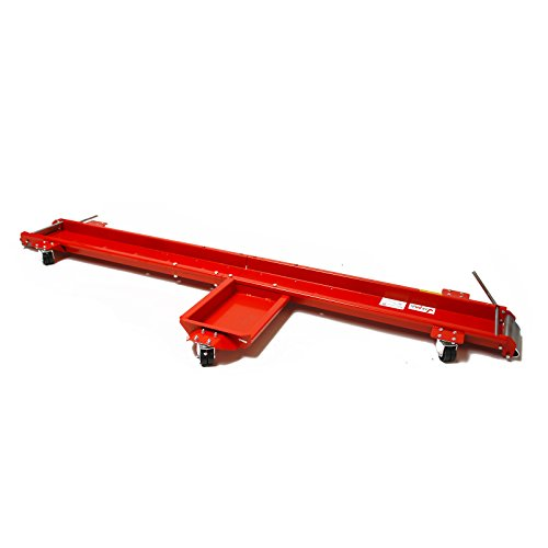 DEMA Motorrad Rangierhilfe/Rollwagen 567 kg