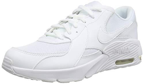 Nike Air Max EXCEE (GS), Scarpe da Corsa, White/White/White, 38 EU