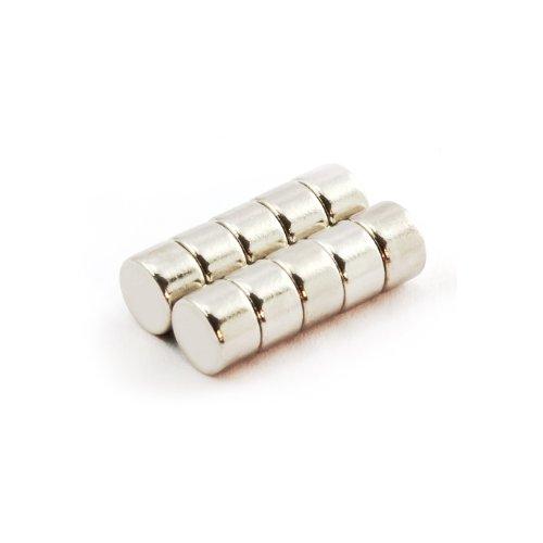 Neodym Magnete nach Wahl - Größe und Stückzahl wählbar - Starke Super Magnete (10x5(20Stück))