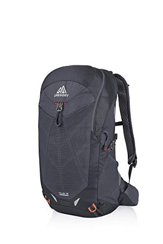 Gregory Mountain Products Miwok 32 Hiking Backpack , Flame Black