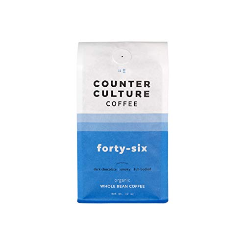 Counter Culture Coffee | Forty Six | Whole Bean | 12 oz