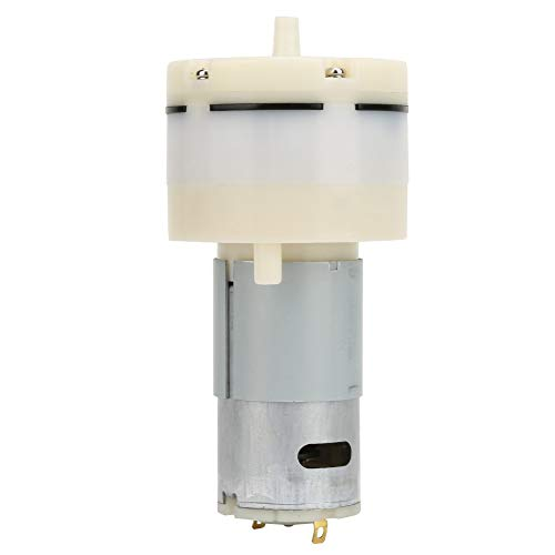 Vakuumpumpe - DC12V Vakuumpumpe 12L / Min Hochdruck-Membranluftpumpe Noiseless