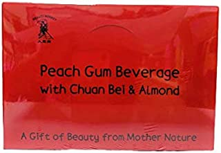 Beauty Monkey Peach Gum Beverage with Fritillaria and Almond, 1560 g
