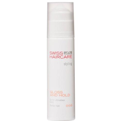 Swiss Haircare Gloss & Hold Haargel, 100 ml