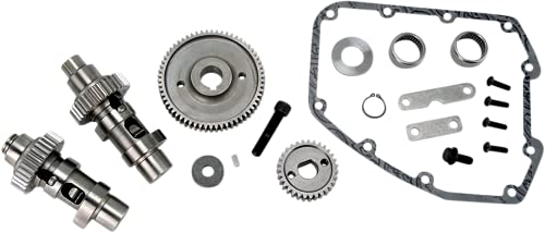 S&S Cycle 585 Gear Drive Easy Start Cams Complete Kit 106-5225