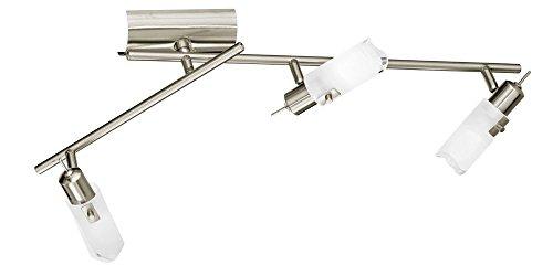 Éclairage plafonnier spots illumination luminaire lampe salle de séjour Eglo DANITA 90375