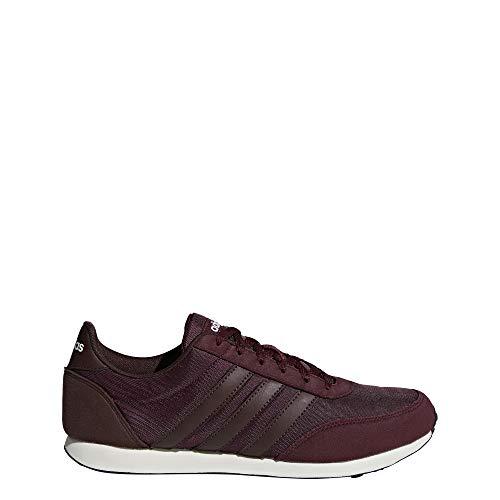 Adidas V Racer 2.0, Zapatillas de Deporte para Hombre, Rojo (Granat/Rojnoc/Rojnoc 000), 46 2/3 EU
