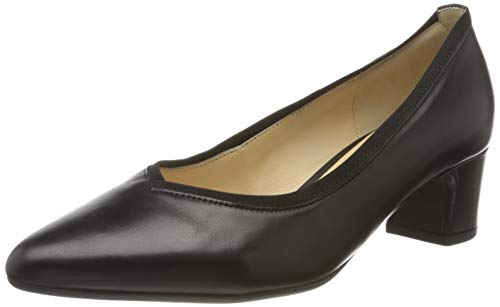 Gabor Shoes Damen Fashion Pumps, Schwarz (Schwarz 27), 38.5 EU