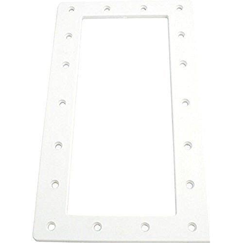 Waterway 519-4110 Bouche Large Skimmer Faceplate - Blanc