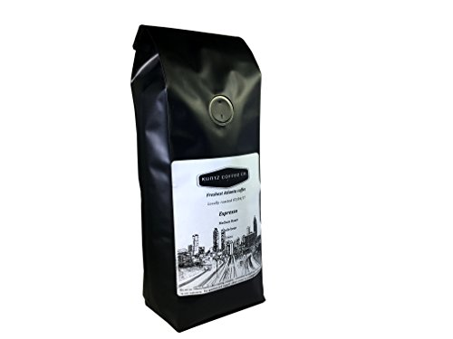 Atlanta freshest coffee, Espresso, French roast, house blend, Cameroon Coffee (Espresso - Whole Bean, 16 OZ)