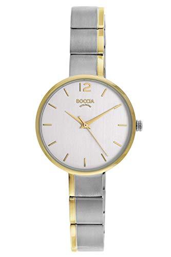 Boccia Watch with Titanium Strap 3308-02