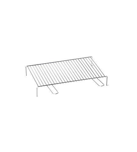 Ompagrill 00640 Graticola per Camino, Alluminio, 40 x 35 cm