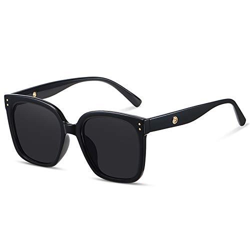 ZHAO Gafas De Sol, Gafas De Sol Polarizadas Femeninas, Gafas De Sol Redondas Vintage, Gafas De Sol, Gafas De Sol Femeninas