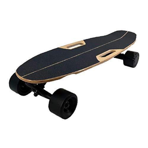 Zhihao Kompletter Elektrik Skateboards 31 Zoll, 8-Layer-kanadische Maple konkave Skateboard, Skateboard for für Anfänger/Pro/Jugendliche/Erwachsene, 83mm Rad