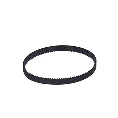Xuulan Xianglaa-timing belt 3D Printer Belt GT2 Closed Loop Rubber 2GT Timing, 1000 1040 1100 1110 1136 1140 1164 1180 1210 1220 1240, Width 6mm Machinery Parts (Length : 2GT 1000, Width : Width 6mm)
