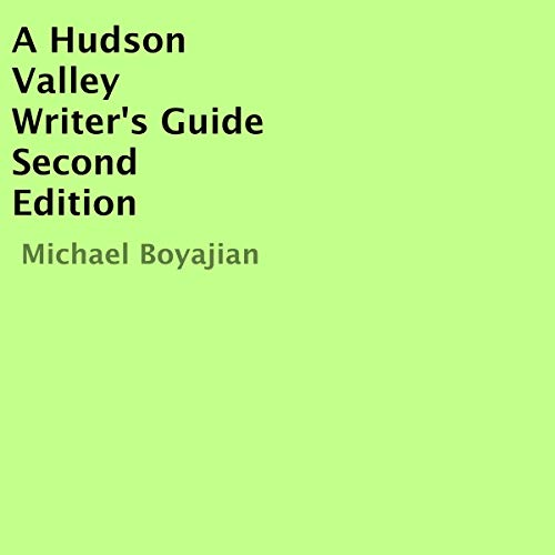 A Hudson Valley Writer's Guide Second Edition audiobook cover art
