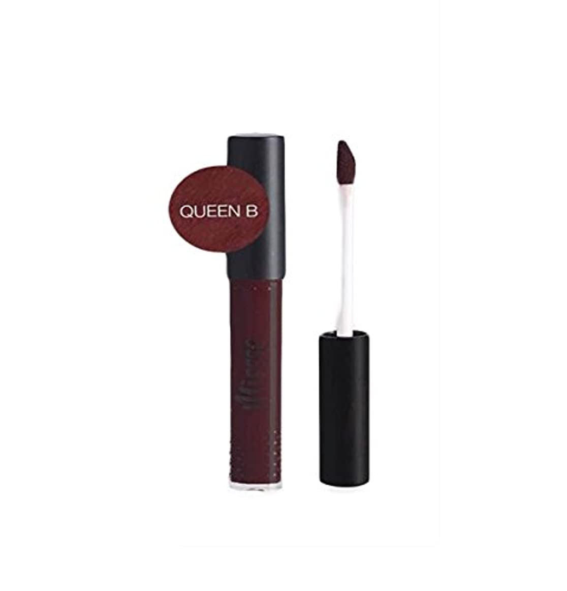 付与設計エクステントMissse Matte Liquid Lipstick - Queen B Color