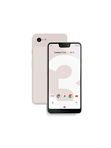 Google Pixel 3 XL (2018) G013C 64GB - 6.3' inch - Android 9 Pie - (GSM Only, No CDMA) Factory Unlocked 4G/LTE Smartphone - International Version (Not Pink)