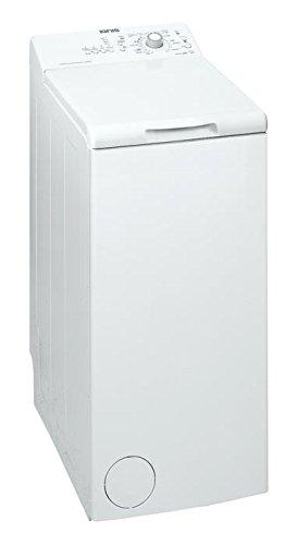 Ignis LTE6210 wasmachine bovenlader 6 kg 1000 RPM A++ wit - wasmachine (bovenlast, wit, knoppen, draaibaar, boven, wit)