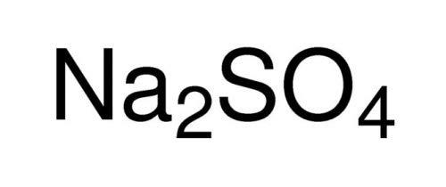 S3 Chemicals Natriumsulfat wasserfrei (min. 99,5{11c8a4660073af58bad90605caf5d16df30e873accb515923f5d31c085918ba5}, Ph. Eur, USP, Lebensmittelqualität) Gebindegröße 1kg